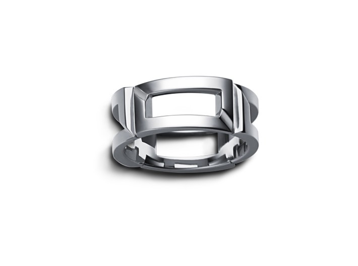 BAGUE EPURE HOMME SIMPLE 2